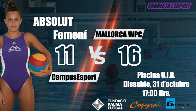 Campus vs Mallorca WPC