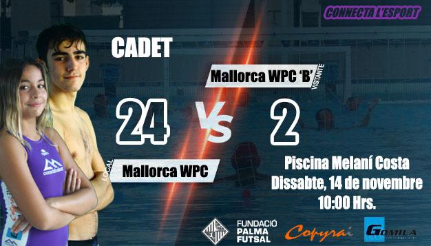 "Mallorca WPC vs Mallorca WPC ""B"""